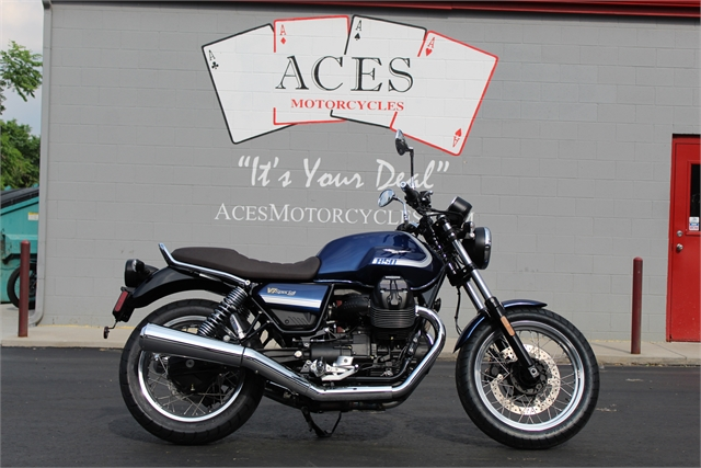 2021 Moto Guzzi V7 Special E5 at Aces Motorcycles - Fort Collins