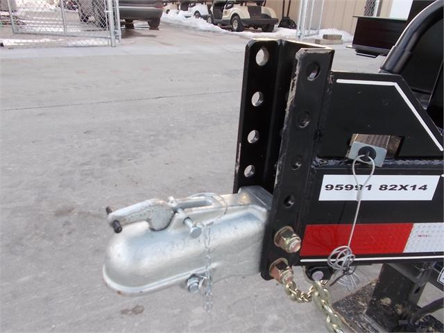 2021 Doolittle Trailers MASTERDUMP SERIES Masterdump 8200 Series 82 x 16 Tandem Axle 14K at Nishna Valley Cycle, Atlantic, IA 50022