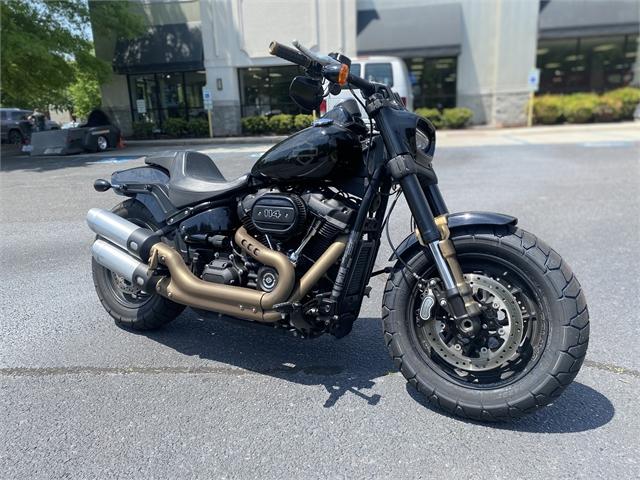 2018 Harley-Davidson Softail Fat Bob 114 at Southside Harley-Davidson