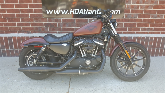 2017 Harley-Davidson Sportster Iron 883 at Harley-Davidson® of Atlanta, Lithia Springs, GA 30122
