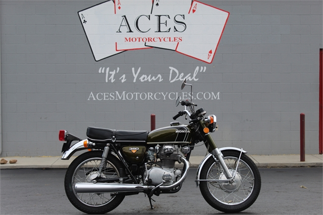 1972 HONDA CB350 at Aces Motorcycles - Fort Collins