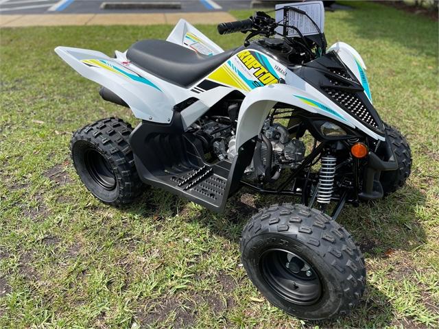 2021 Yamaha Raptor 90 at Powersports St. Augustine