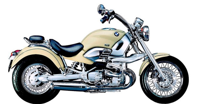 1998 BMW R1200C at Frontline Eurosports