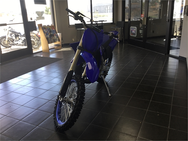 2022 Yamaha YZ 250X at Champion Motorsports
