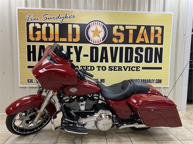 2021 Harley-Davidson Touring Street Glide Special at Gold Star Harley-Davidson