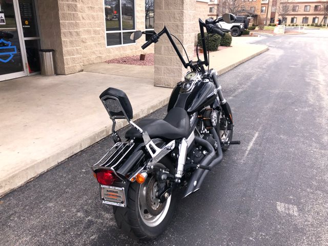 2008 Harley-Davidson Dyna Glide Fat Bob at Bluegrass Harley Davidson, Louisville, KY 40299