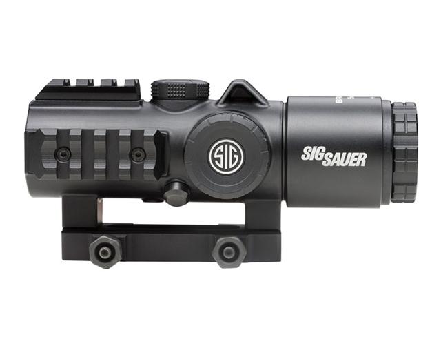 2019 Sig Sauer Optics BRAVO5 Sight 5x30mm Battle Sight at Harsh Outdoors, Eaton, CO 80615