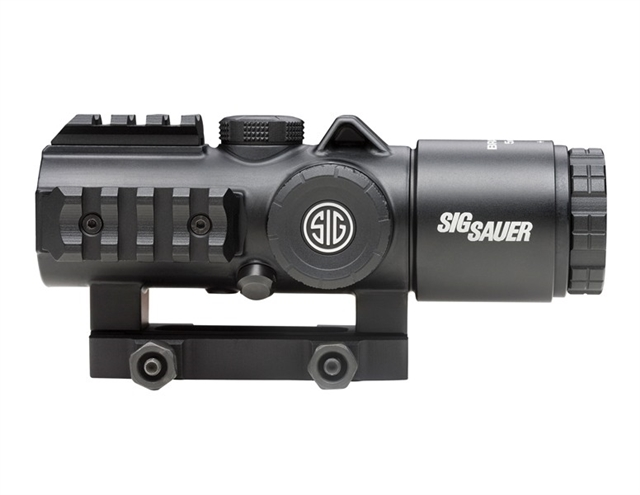 2019 Sig Sauer Optics BRAVO5 Sight 5x30mm Battle Sight at Harsh Outdoors, Eaton, CO 80615