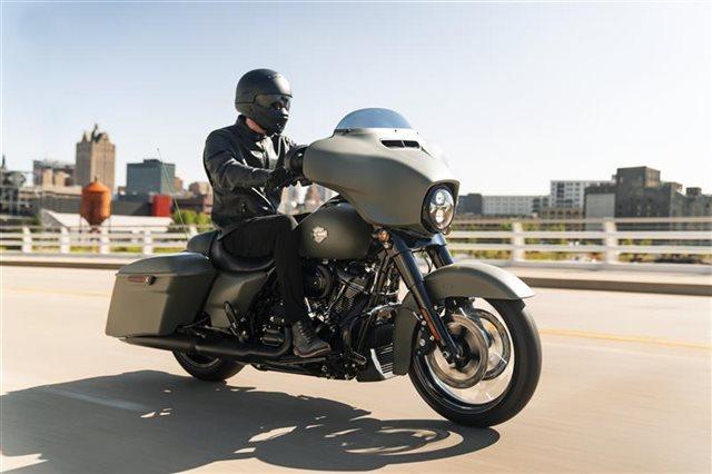 2021 Harley-Davidson Grand American Touring Street Glide Special at Texarkana Harley-Davidson