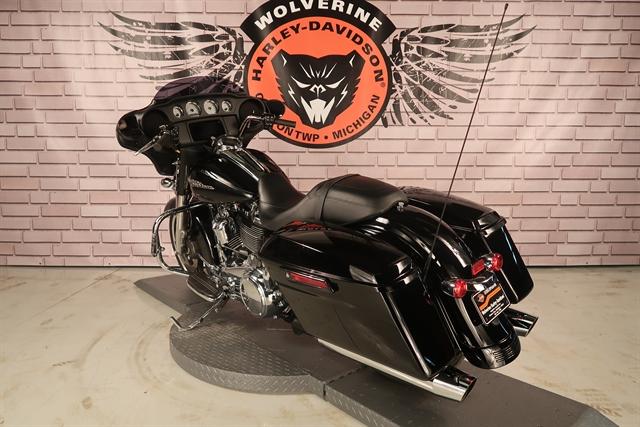 2019 Harley-Davidson Street Glide Base at Wolverine Harley-Davidson