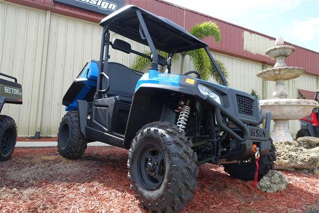 2019 Hisun Sector 450 at Southwest Cycle, Cape Coral, FL 33909