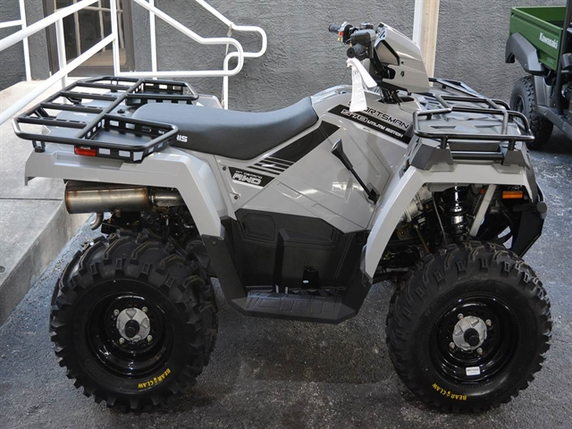 2019 Polaris Sportsman 570 EPS Utility Edition at Lynnwood Motoplex, Lynnwood, WA 98037