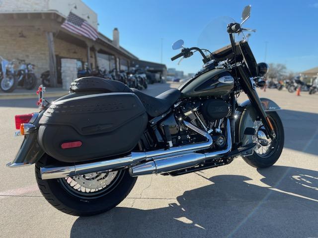 2021 Harley-Davidson Touring FLHCS Heritage Classic 114 at Harley-Davidson of Waco