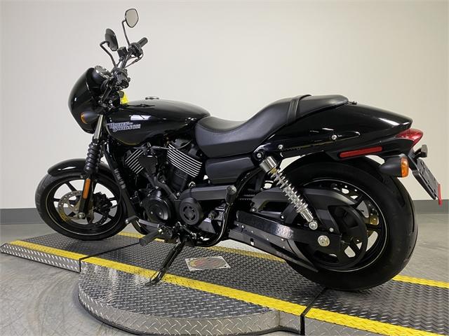 2018 Harley-Davidson Street 750 at Worth Harley-Davidson