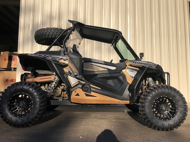 2017 Polaris RZR XP 1000 EPS Gold Matte Metallic LE at Sloans Motorcycle ATV, Murfreesboro, TN, 37129