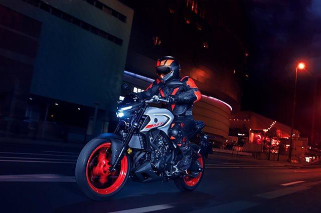 2020 Yamaha MT 03 at Santa Fe Motor Sports