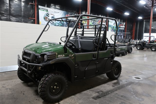 2019 Kawasaki Mule PRO-FXT EPS at Rod's Ride On Powersports, La Crosse, WI 54601