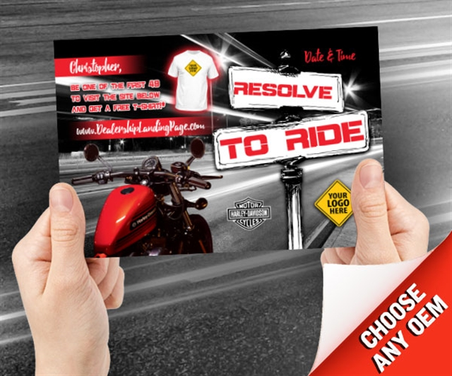 Resolve to Ride Powersports at PSM Marketing - Peachtree City, GA 30269