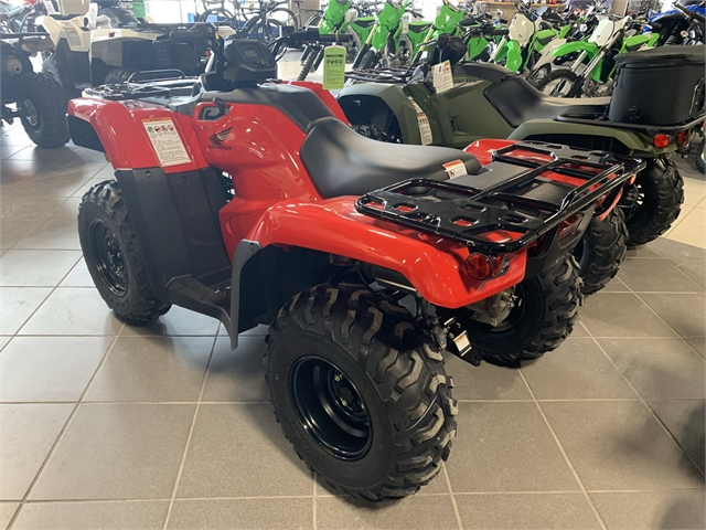 2021 Honda FourTrax Rancher 4X4 ES at Star City Motor Sports