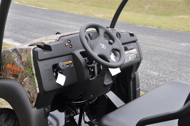 2019 Kawasaki Mule SX FI 4x4 XC Camo at Seminole PowerSports North, Eustis, FL 32726
