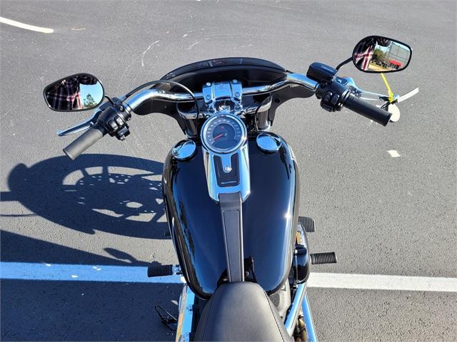 2021 Harley-Davidson Cruiser FLSB Sport Glide at Richmond Harley-Davidson
