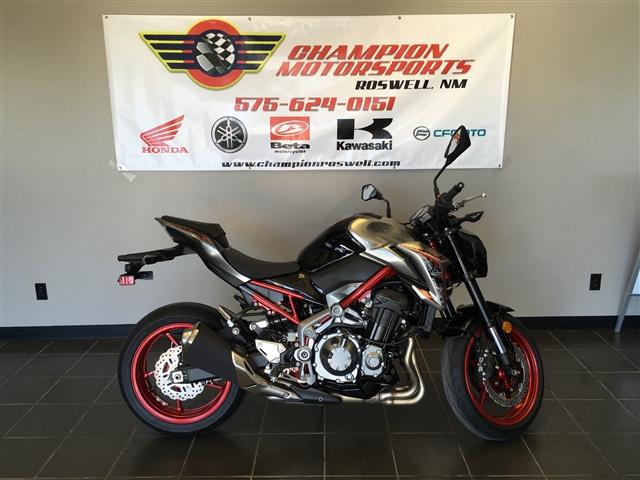 2019 Kawasaki Z900 Base at Champion Motorsports, Roswell, NM 88201