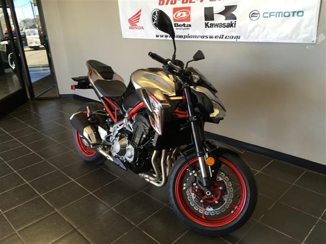 2019 Kawasaki Z900 Base at Champion Motorsports