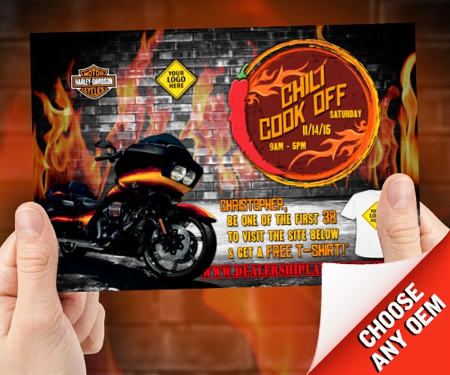 2018 ANYTIME Chili Cook Off Powersports at PSM Marketing - Peachtree City, GA 30269