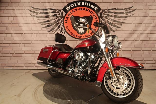 2012 Harley-Davidson Road King Base at Wolverine Harley-Davidson