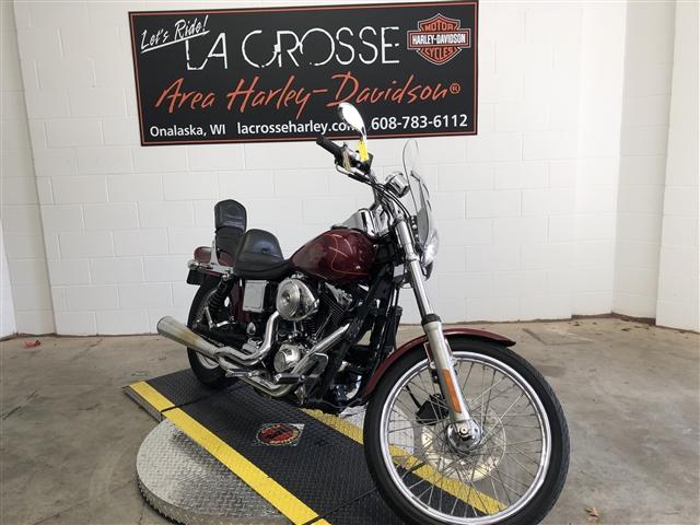 2001 HARLEY FXDWG at La Crosse Area Harley-Davidson, Onalaska, WI 54650