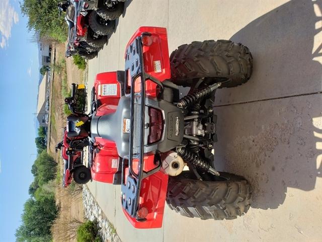 2020 Honda FourTrax Foreman Rubicon 4x4 Automatic DCT at Interstate Honda