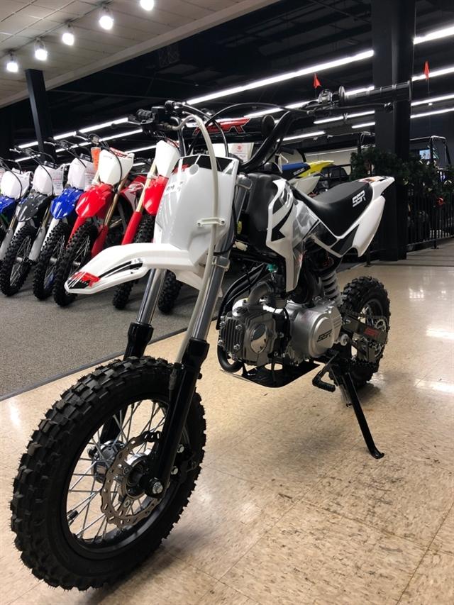 2021 SSR Motorsports SR110 Base at Sloans Motorcycle ATV, Murfreesboro, TN, 37129