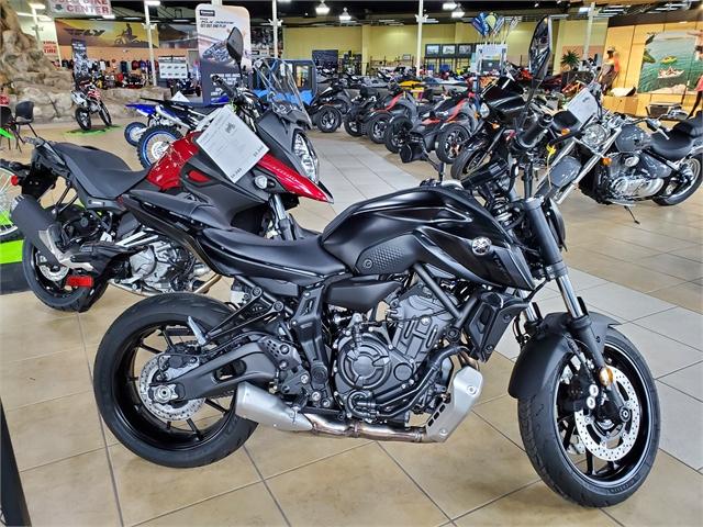 2021 Yamaha MT 07 at Sun Sports Cycle & Watercraft, Inc.