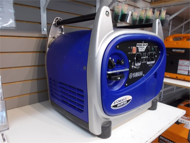 2019 Yamaha Power Portable Generator EF2400iSHC at Nishna Valley Cycle, Atlantic, IA 50022