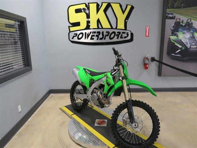 2022 Kawasaki KX 450 at Sky Powersports Port Richey