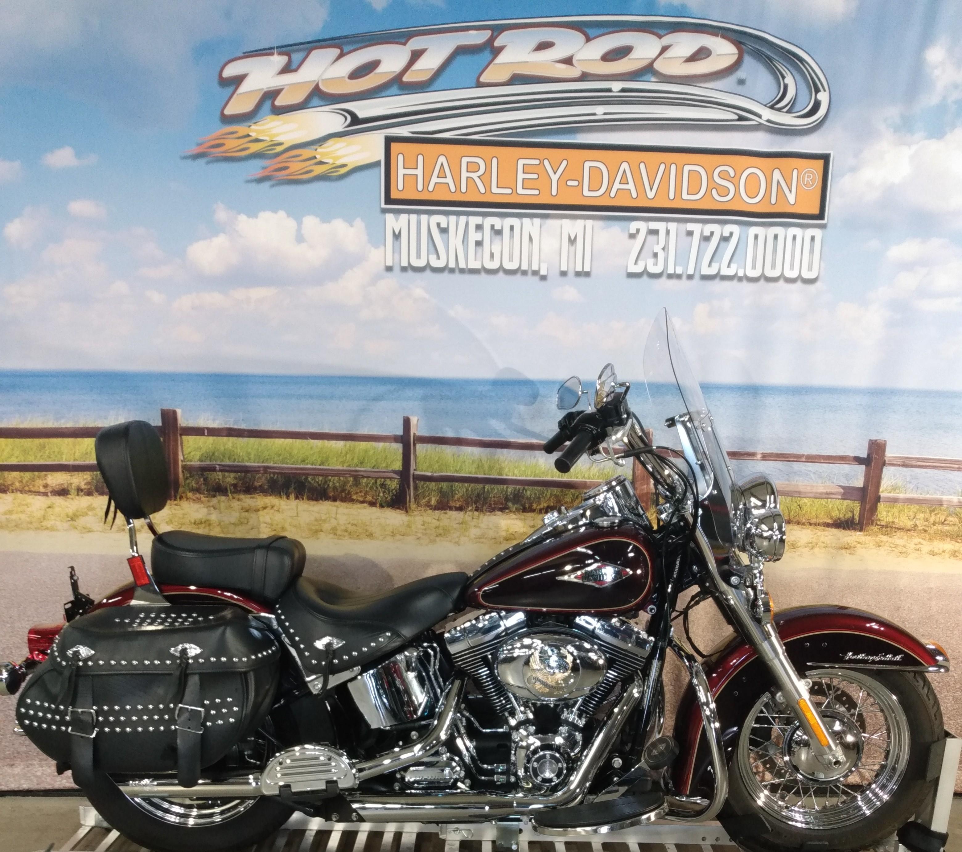 2015 Harley-Davidson Softail Heritage Softail Classic at Hot Rod Harley-Davidson