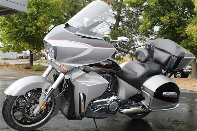 2017 Victory Cross Country Tour Base at Aces Motorcycles - Fort Collins