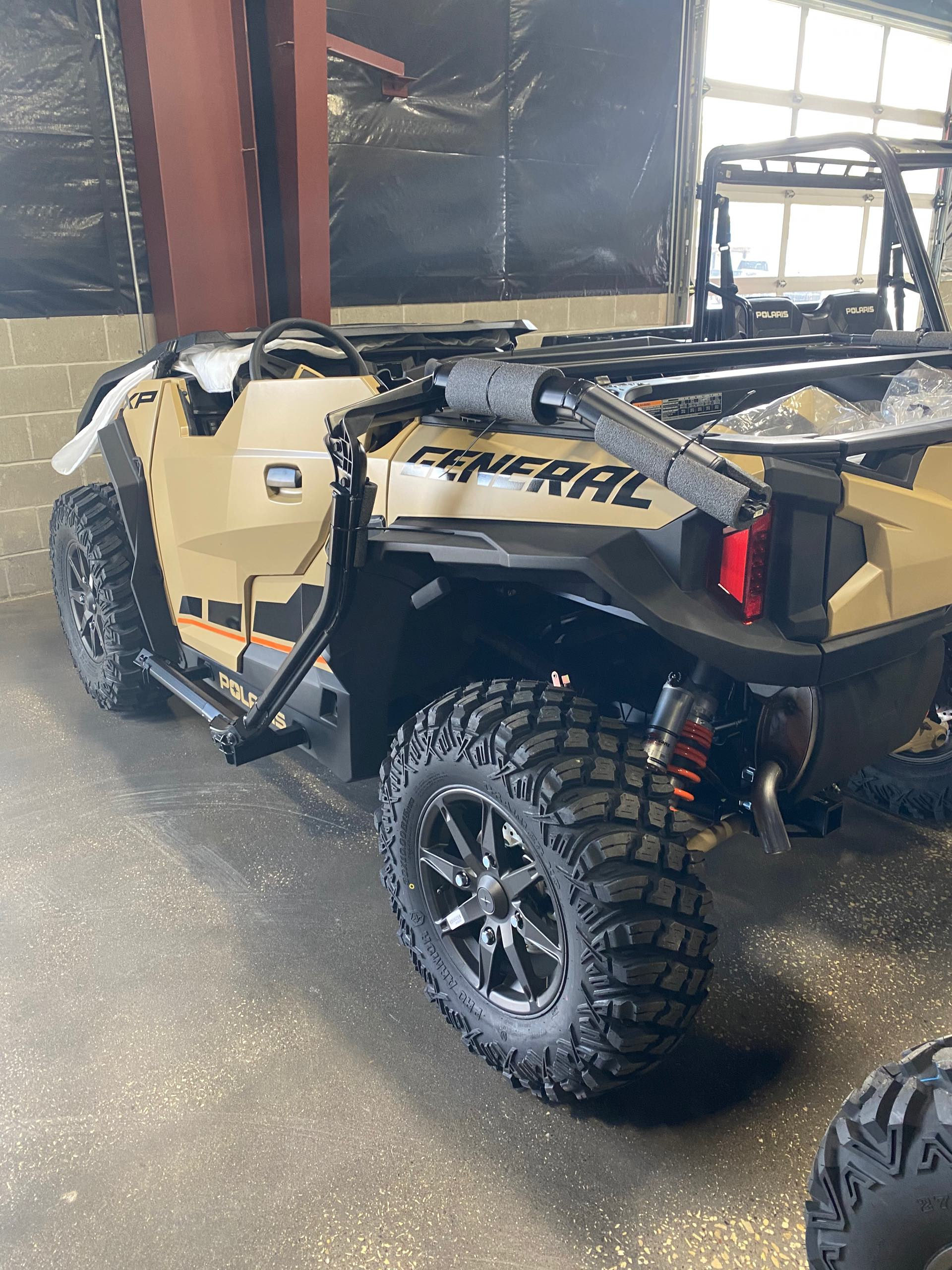 2021 Polaris GENERAL XP 1000 Deluxe at Rod's Ride On Powersports