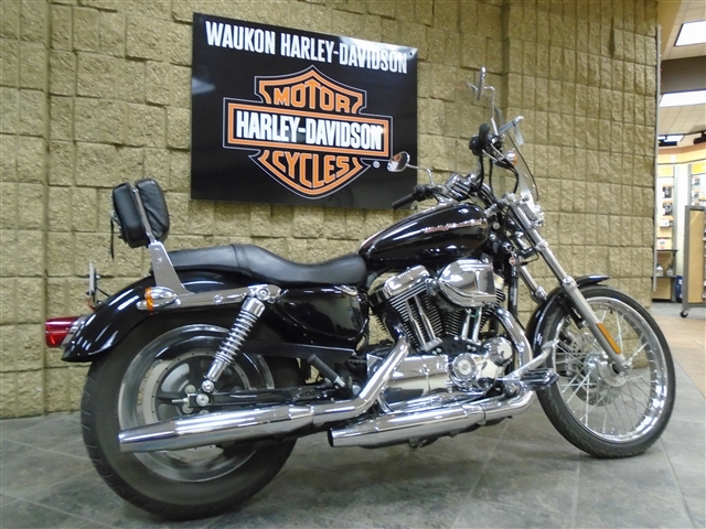 2004 Harley-Davidson Sportster 1200 Custom at Waukon Harley-Davidson, Waukon, IA 52172