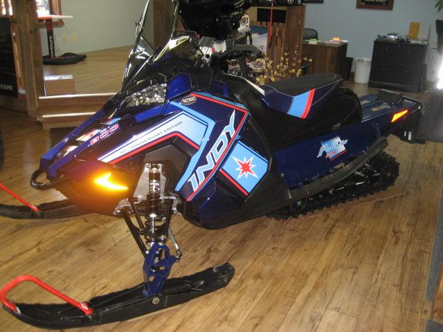 2020 Polaris 800 Indy XC 129 at Fort Fremont Marine