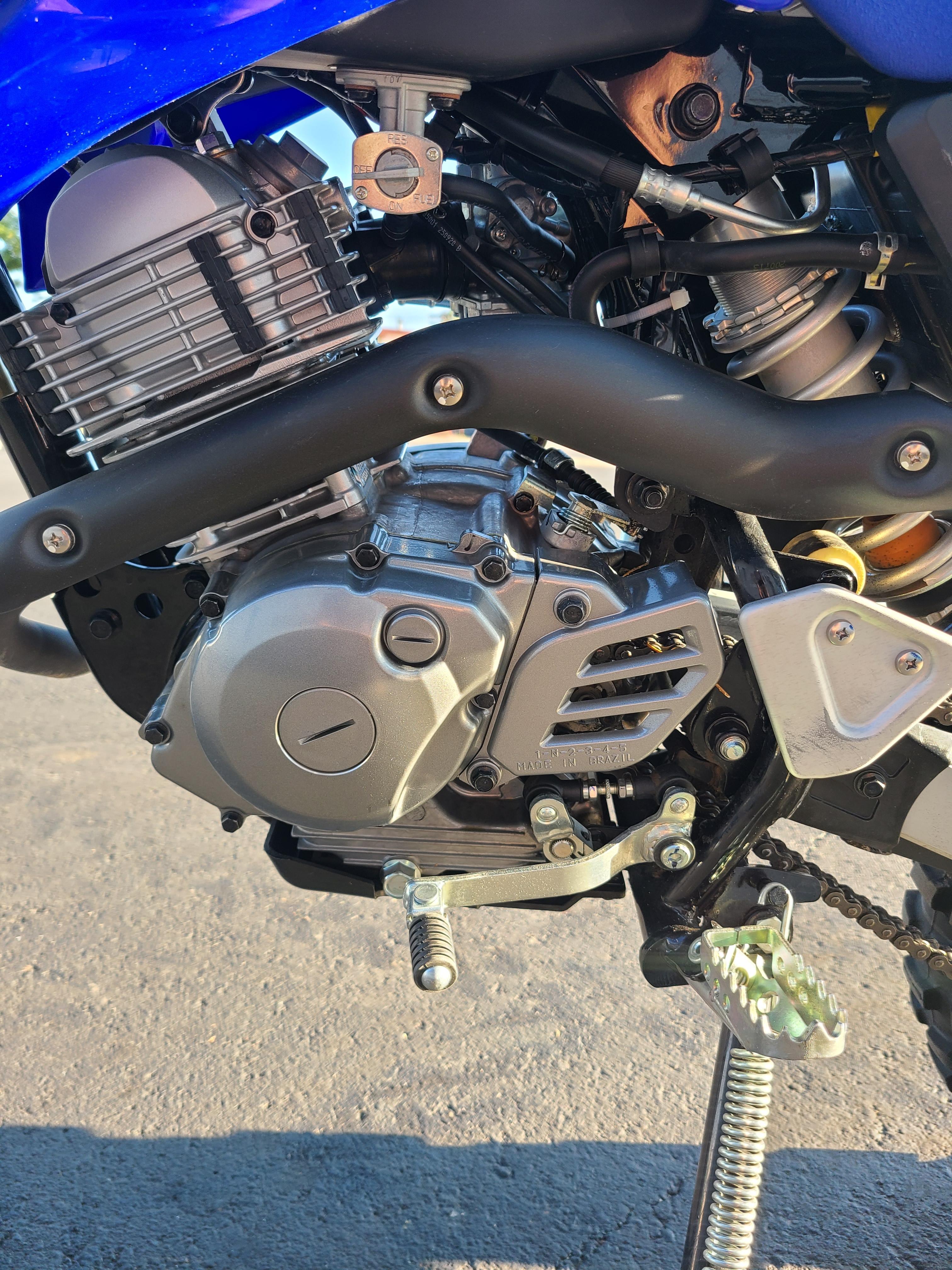2021 Yamaha TT-R 125LE at Bobby J's Yamaha, Albuquerque, NM 87110