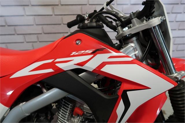 2021 Honda CRF 125F (Big Wheel) at Wolverine Harley-Davidson