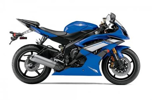 2012 Yamaha YZF R6 at Pete's Cycle Co., Severna Park, MD 21146
