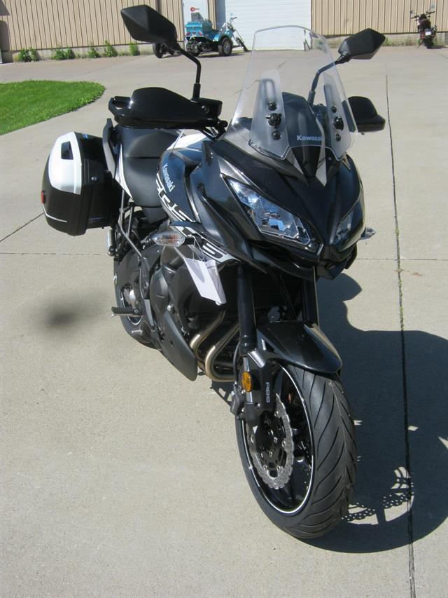 2020 Kawasaki Versys 650 LT at Brenny's Motorcycle Clinic, Bettendorf, IA 52722