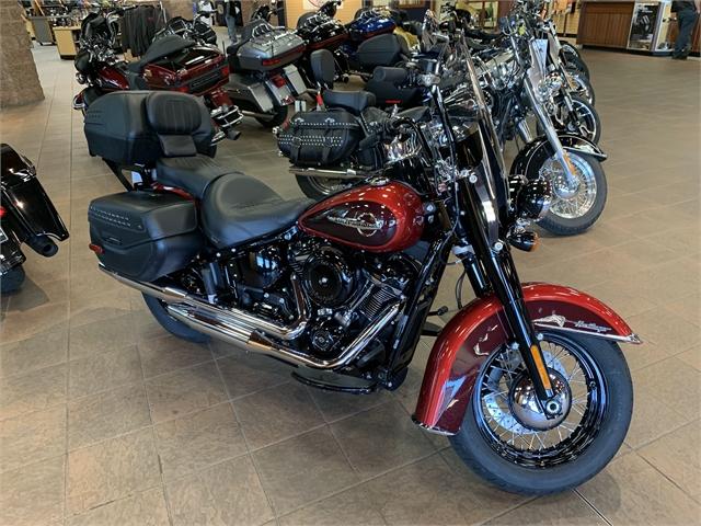2019 Harley-Davidson Softail Heritage Classic at Great River Harley-Davidson