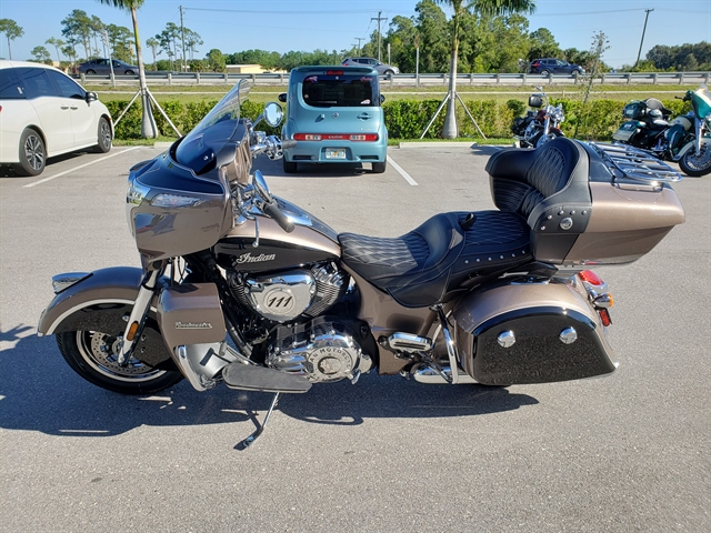 2019 Indian Roadmaster Base at Fort Lauderdale