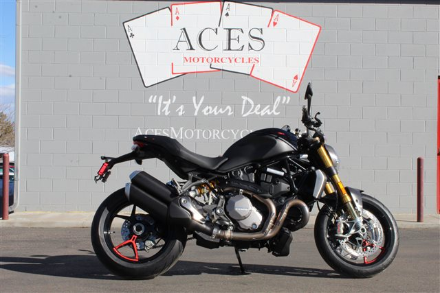 2021 Ducati Monster 1200 S 937 at Aces Motorcycles - Fort Collins