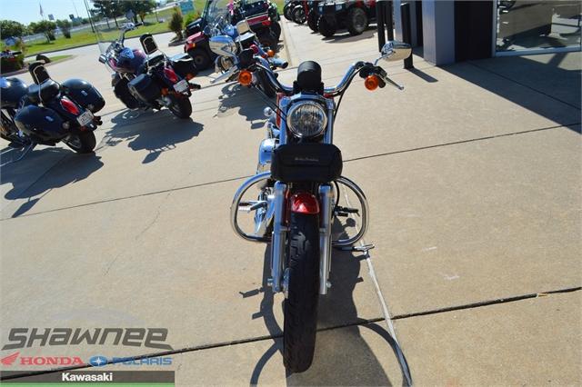 2010 Harley-Davidson Sportster 883 Low at Shawnee Honda Polaris Kawasaki