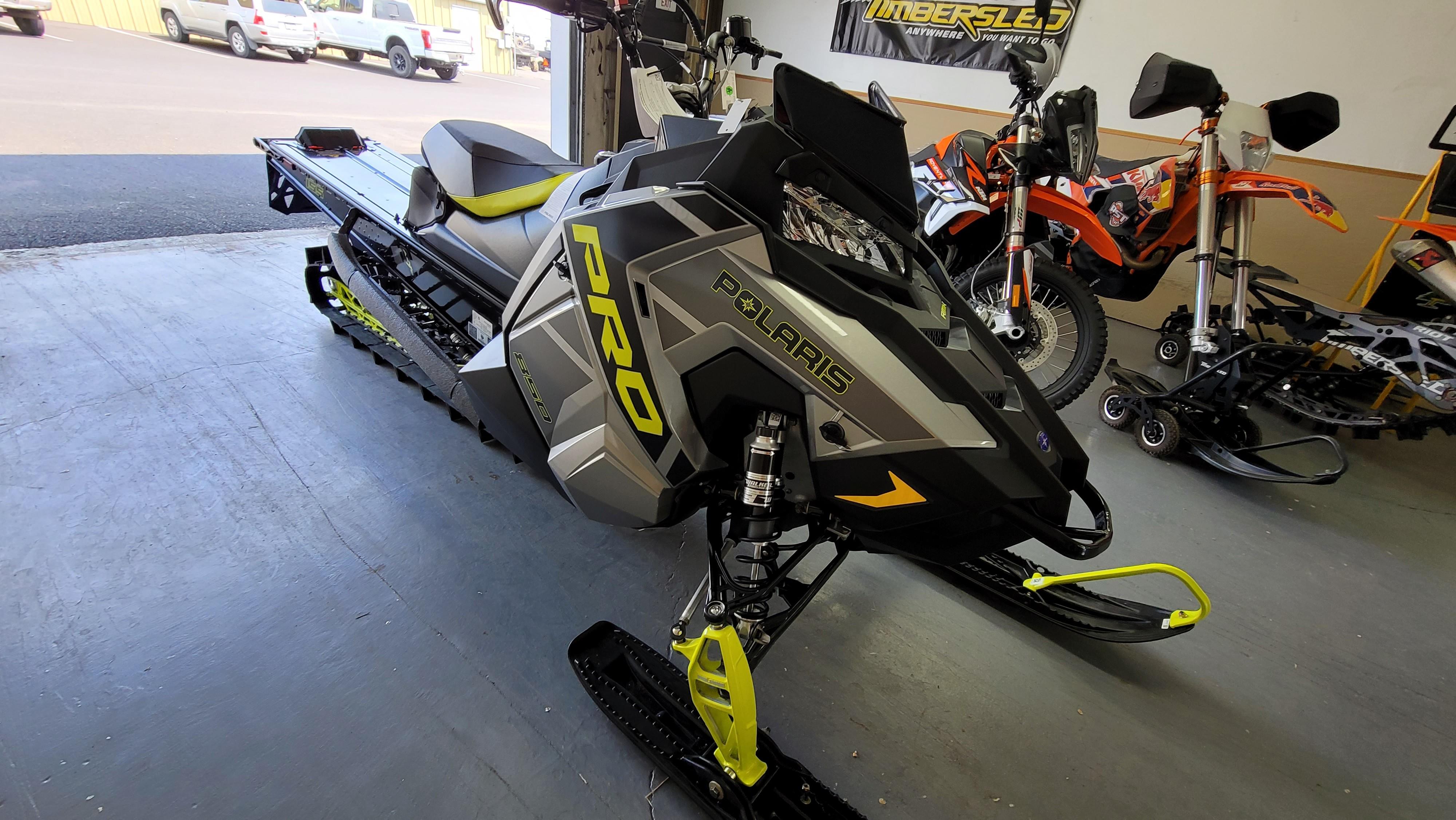 2022 Polaris PRO-RMK AXYS 850 155 275-Inch at Cascade Motorsports