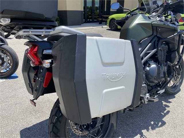 2014 Triumph Tiger Explorer XC at Fort Myers